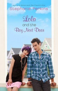 Review: Lola and the Boy Next Door by Stephanie Perkins