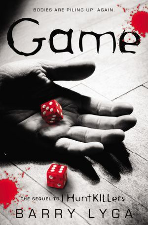 Bloggers Dressed In Blood Review: Game by Barry Lyga