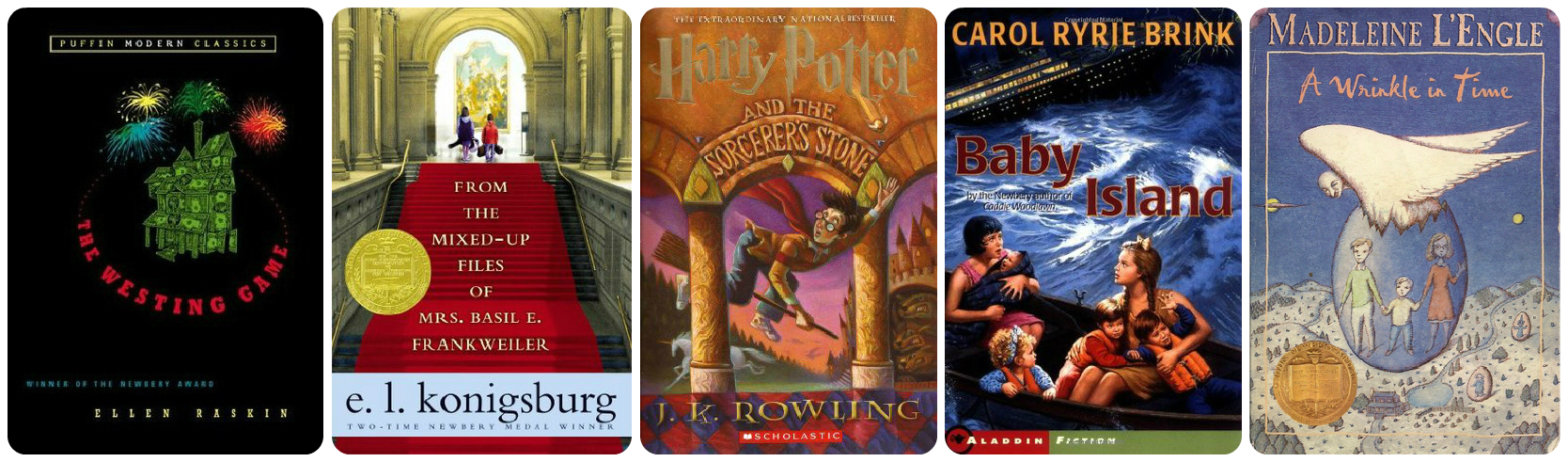 Top Ten (Tuesday) Classic Books that Defined My Childhood - The ...