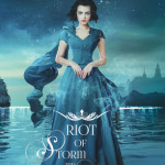 Blog Tour: Riot of Storm and Smoke by Jen Ellision (Review + Interview)