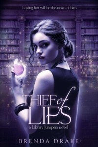 Waiting On Wednesday: Thief of Lies by Brenda Drake