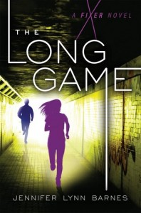 The Long Game Jennifer Lynn Barnes